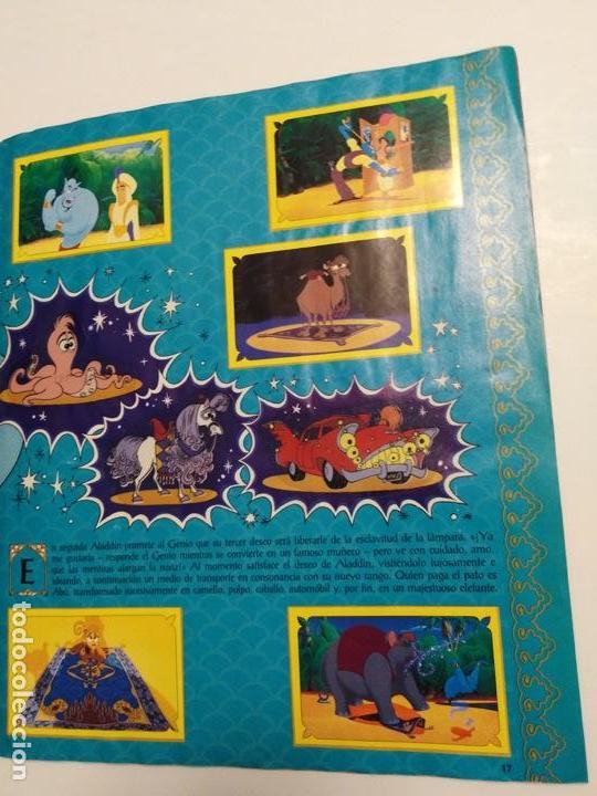 Coleccionismo Álbum: Album Disney Aladin, completo, Panini. - Foto 4 - 154420426