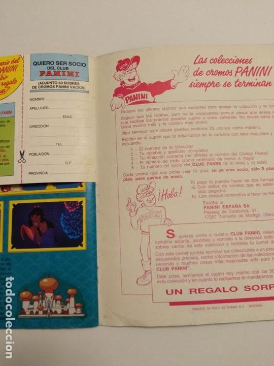 Coleccionismo Álbum: Album Disney Aladin, completo, Panini. - Foto 11 - 154420426