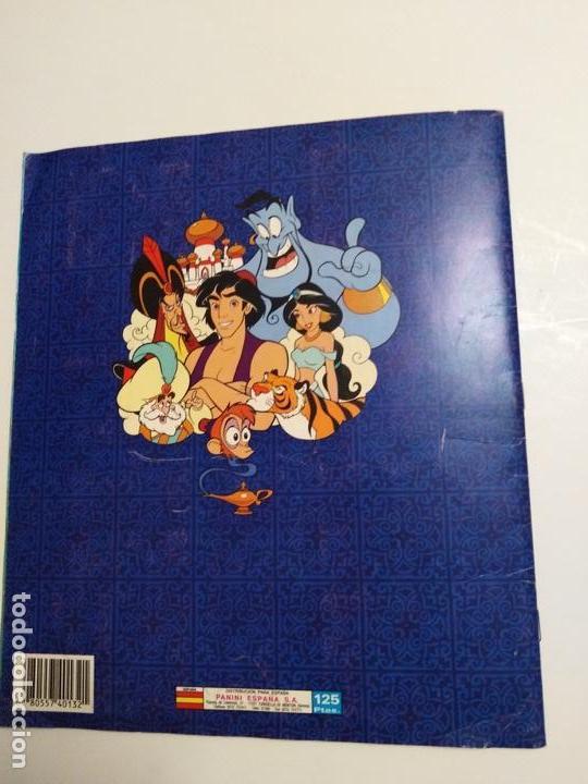 Coleccionismo Álbum: Album Disney Aladin, completo, Panini. - Foto 12 - 154420426