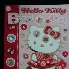 Coleccionismo Álbum: HELLO KITTY BCOOL . PANINI 2011. COMPLETO.. Lote 154422942