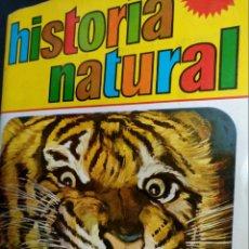 Coleccionismo Álbum: ALBUM DE CROMOS COMPLETO - HISTORIA NATURAL - BRUGUERA. Lote 155247986