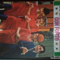 Coleccionismo Álbum: AVENTURAS DE GABY FOFO Y MILIKI CON FOFITO. MUY BUEN ESTADO Y COMPLETÍSIMO. Lote 155401758