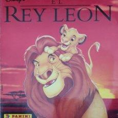 Coleccionismo Álbum: EL REY LEÓN. Lote 155488012