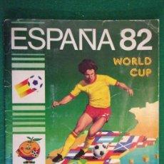 Coleccionismo Álbum: ALBUM DE CROMOS. ESPAÑA 82 WORLD CUP / PANINI 1982. Lote 155723398