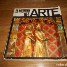 Coleccionismo Álbum: ALBUM COMPLETO - EL MUNDO DEL ARTE - DIFUSORA DE CULTURA - AÑO 1971. Lote 157717541