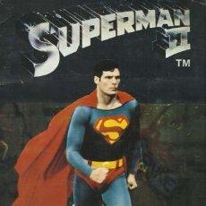 Coleccionismo Álbum: SUPERMAN II, 1980, ÁLBUM COMPLETO, FHER, BUEN ESTADO. COLECCIÓN A.T.. Lote 155776786