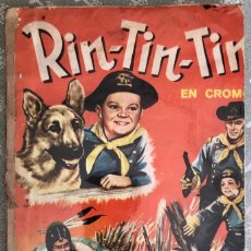 Coleccionismo Álbum: ALBUM COMPLETO RIN TIN TIN 228 CROMOS. EDITORIAL FHER 1962. Lote 155822498