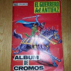 Coleccionismo Álbum: ÁLBUM DE CROMOS EL GUERRERO DEL ANTIFAZ, MAGA, COMPLETO 192 CROMOS. Lote 156033778