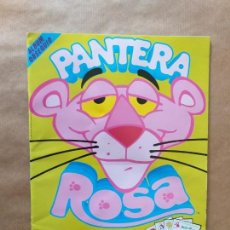 Coleccionismo Álbum: COMPLETO ÁLBUM PANTERA ROSA.. Lote 156849642