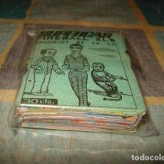 Collezionismo Álbum: SUPERCAR, FIREBALL XL5, 1965, COLECCIÓN COMPLETA DE 120 CROMOS, FHER, NUEVOS. COLECCIÓN A.T.. Lote 262197075