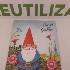 Coleccionismo Álbum: DAVID EL GNOMO ALBUM COMPLETO.BUEN ESTADO.DANONE. Lote 157259881