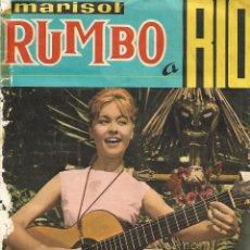 Coleccionismo Álbum: MARISOL RUMBO A RIO - COMPLETO. Lote 157729606