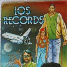 Coleccionismo Álbum: LOS RECORDS - COMPLETO. Lote 157734218