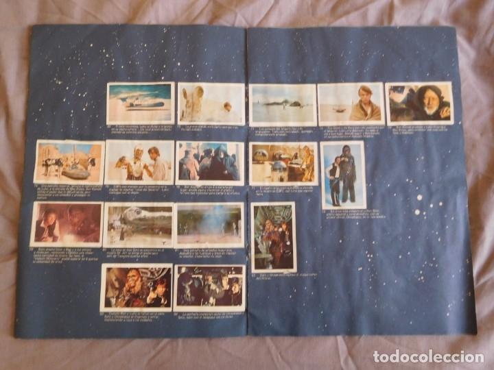 Coleccionismo Álbum: Lote de 3 albums de la guerra de las galaxias. Originales, completos y en buen estado . Star Wars - Foto 7 - 37693037