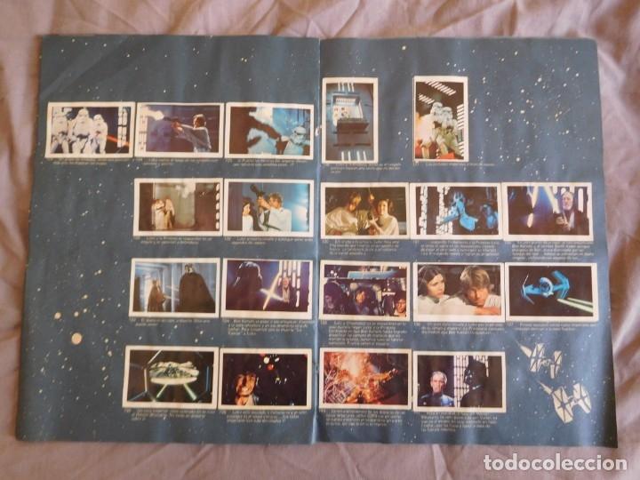 Coleccionismo Álbum: Lote de 3 albums de la guerra de las galaxias. Originales, completos y en buen estado . Star Wars - Foto 10 - 37693037