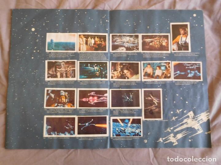 Coleccionismo Álbum: Lote de 3 albums de la guerra de las galaxias. Originales, completos y en buen estado . Star Wars - Foto 11 - 37693037
