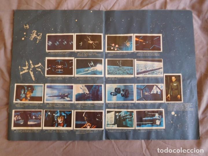 Coleccionismo Álbum: Lote de 3 albums de la guerra de las galaxias. Originales, completos y en buen estado . Star Wars - Foto 12 - 37693037
