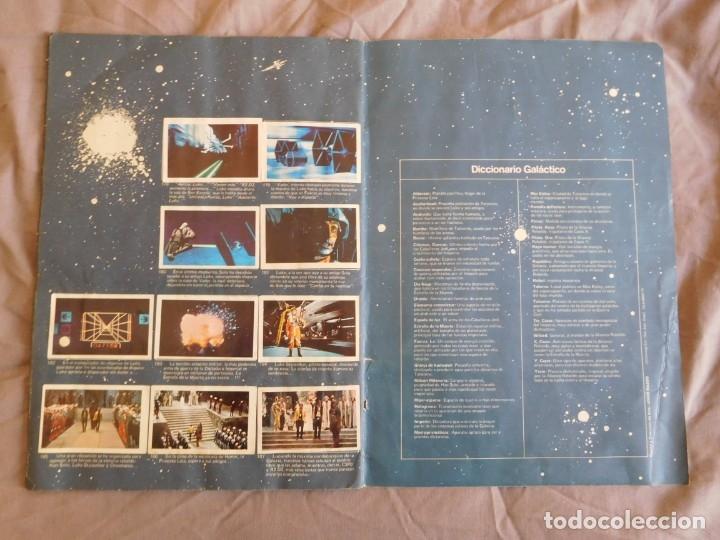 Coleccionismo Álbum: Lote de 3 albums de la guerra de las galaxias. Originales, completos y en buen estado . Star Wars - Foto 13 - 37693037