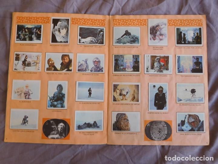 Coleccionismo Álbum: Lote de 3 albums de la guerra de las galaxias. Originales, completos y en buen estado . Star Wars - Foto 18 - 37693037
