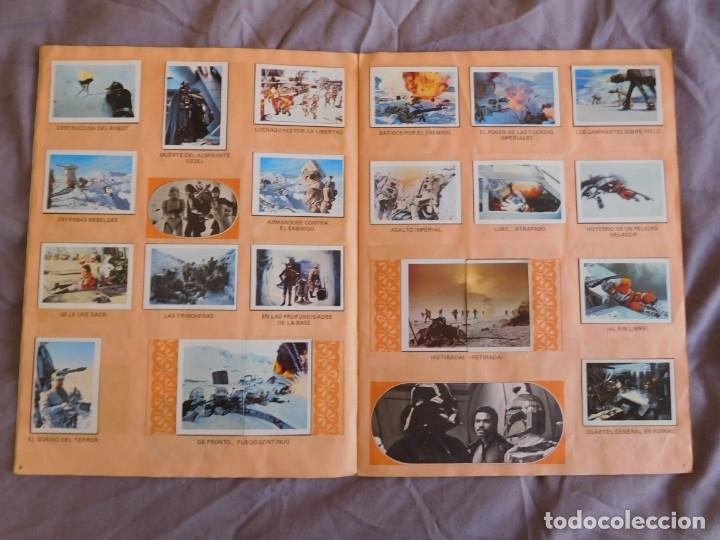 Coleccionismo Álbum: Lote de 3 albums de la guerra de las galaxias. Originales, completos y en buen estado . Star Wars - Foto 19 - 37693037