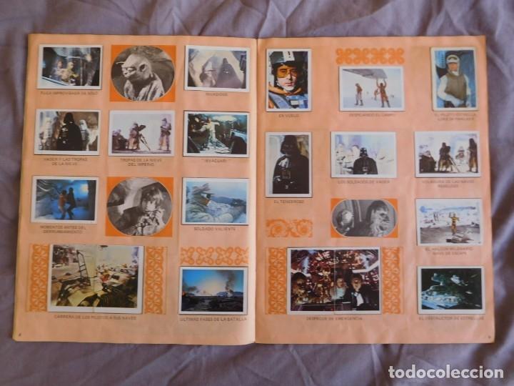 Coleccionismo Álbum: Lote de 3 albums de la guerra de las galaxias. Originales, completos y en buen estado . Star Wars - Foto 20 - 37693037