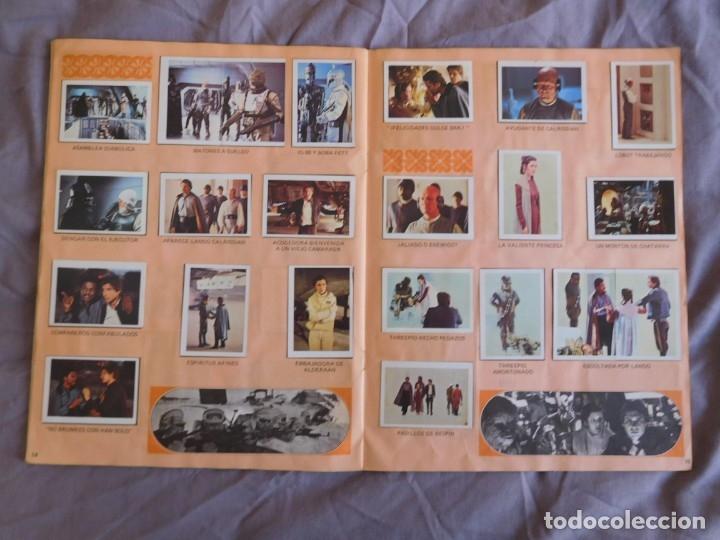 Coleccionismo Álbum: Lote de 3 albums de la guerra de las galaxias. Originales, completos y en buen estado . Star Wars - Foto 23 - 37693037