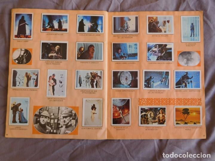 Coleccionismo Álbum: Lote de 3 albums de la guerra de las galaxias. Originales, completos y en buen estado . Star Wars - Foto 26 - 37693037