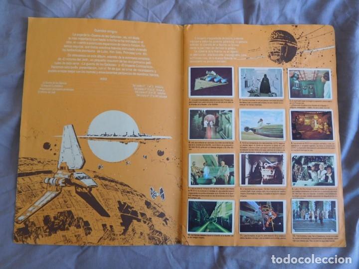 Coleccionismo Álbum: Lote de 3 albums de la guerra de las galaxias. Originales, completos y en buen estado . Star Wars - Foto 30 - 37693037