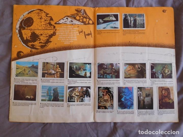 Coleccionismo Álbum: Lote de 3 albums de la guerra de las galaxias. Originales, completos y en buen estado . Star Wars - Foto 32 - 37693037