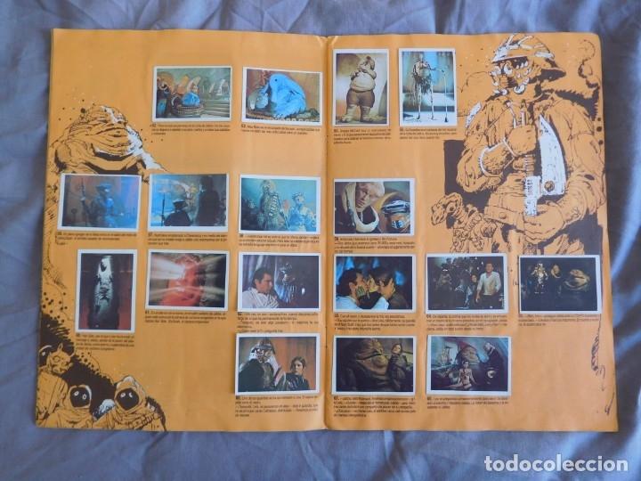 Coleccionismo Álbum: Lote de 3 albums de la guerra de las galaxias. Originales, completos y en buen estado . Star Wars - Foto 33 - 37693037