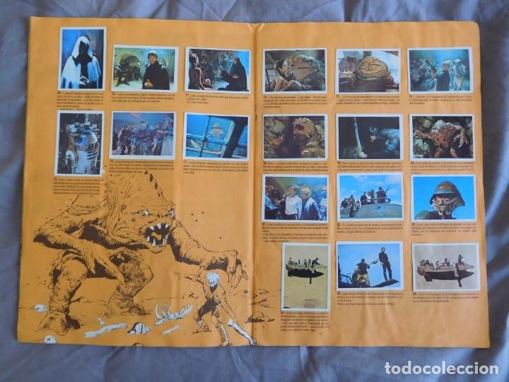 Coleccionismo Álbum: Lote de 3 albums de la guerra de las galaxias. Originales, completos y en buen estado . Star Wars - Foto 34 - 37693037