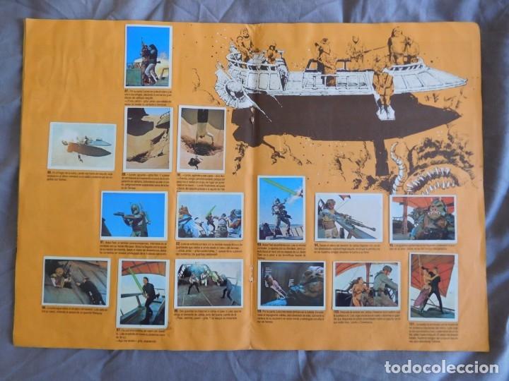 Coleccionismo Álbum: Lote de 3 albums de la guerra de las galaxias. Originales, completos y en buen estado . Star Wars - Foto 35 - 37693037
