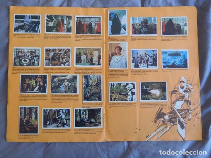 Coleccionismo Álbum: Lote de 3 albums de la guerra de las galaxias. Originales, completos y en buen estado . Star Wars - Foto 36 - 37693037