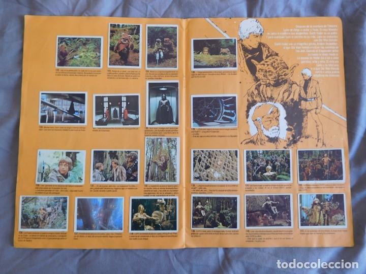 Coleccionismo Álbum: Lote de 3 albums de la guerra de las galaxias. Originales, completos y en buen estado . Star Wars - Foto 37 - 37693037