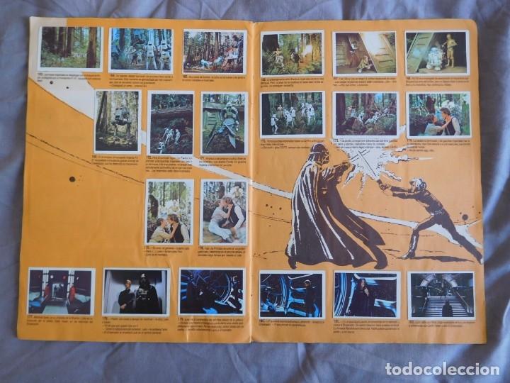 Coleccionismo Álbum: Lote de 3 albums de la guerra de las galaxias. Originales, completos y en buen estado . Star Wars - Foto 39 - 37693037