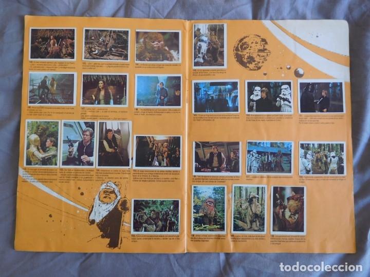 Coleccionismo Álbum: Lote de 3 albums de la guerra de las galaxias. Originales, completos y en buen estado . Star Wars - Foto 38 - 37693037