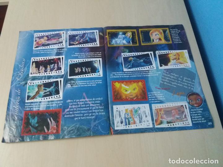 Coleccionismo Álbum: ALBUM COMPLETO WINX EL SECRETO DEL REINO PERDIDO AÑO 2003 PANINI CON POSTER - 2 cromos - Foto 20 - 157996430