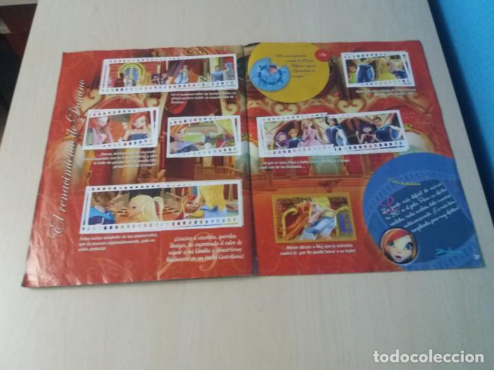 Coleccionismo Álbum: ALBUM COMPLETO WINX EL SECRETO DEL REINO PERDIDO AÑO 2003 PANINI CON POSTER - 2 cromos - Foto 21 - 157996430