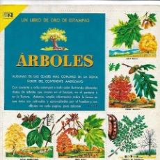 Coleccionismo Álbum: ARBOLES - COMPLETO. Lote 158113806