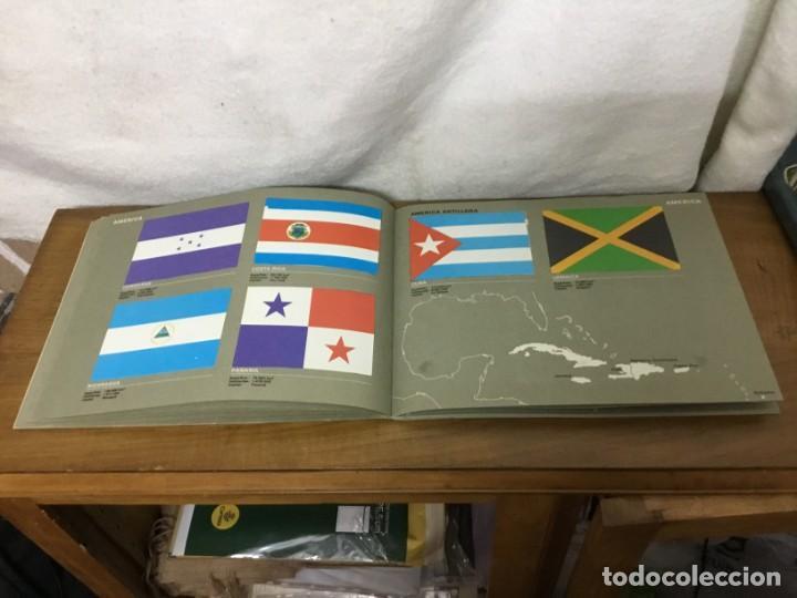 Coleccionismo Álbum: ALBUM DE CROMOS - BANDERAS DE TODO EL MUNDO - SALVAT S.A - COMPLETO - Foto 17 - 158670974