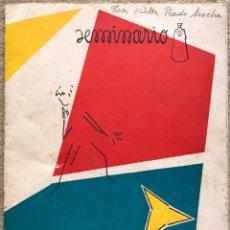 Coleccionismo Álbum: ÁLBUM SEMINARIO - HOMENAJE A SAN JUAN DE RIBERA - VALENCIA - AÑO 1960 - COMPLETO. Lote 158829170