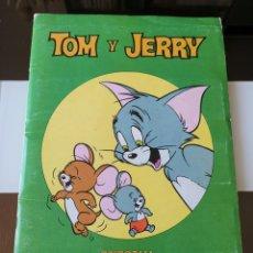 Coleccionismo Álbum: ÁLBUM CROMOS TOM Y JERRY ED. VENLICO - TOM & JERRY STICKER ALBUM. Lote 158963698