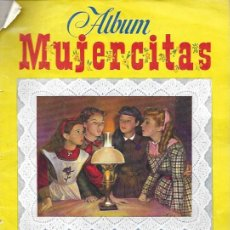 Coleccionismo Álbum: ÁLBUM MUJERCITAS. CLIPER. FALTAN 8 CROMOS. Lote 159530330