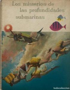 Los misterios de las profundidades submarinas 1959 album