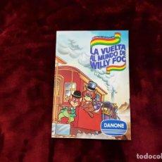 Coleccionismo Álbum - Álbum cromos La vuelta al mundo de Willy Fog Danone Completo - 159830670