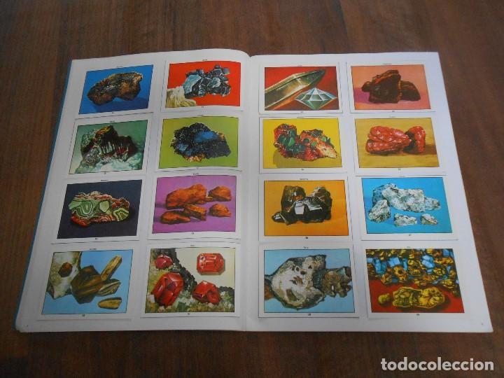 Coleccionismo Álbum: ALBUM DE CROMOS COMPLETO CIENCIAS NATURALES 1 EASO CON 253 CROMO ALBUN alfreedom - Foto 3 - 163782661