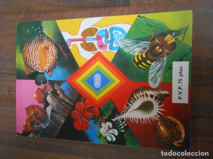 Coleccionismo Álbum: ALBUM DE CROMOS COMPLETO CIENCIAS NATURALES 1 EASO CON 253 CROMO ALBUN alfreedom - Foto 7 - 163782661