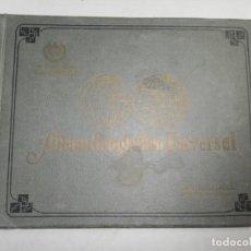 Coleccionismo Álbum: ALBUM GEOGRAFICO UNIVERSAL. CIGARROS SUSINI. COMPLETO. HABANA, 1936. PERFECTO ESTADO. LEER.. Lote 160090614