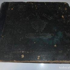 Coleccionismo Álbum: CUBA EN 1925. LA HABANA. SUSINI. EL CIGARRO SIN RIVAL. ALBUM COMPLETO. VER FOTOS ADICIONALES.. Lote 160099542