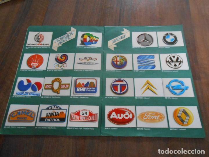Coleccionismo Álbum: ALBUM CROMOS COMPLETO MARCA MANIA MARCAMANIA MARCAS BRANDS CROMO ALBUN alfreedom - Foto 3 - 160265806